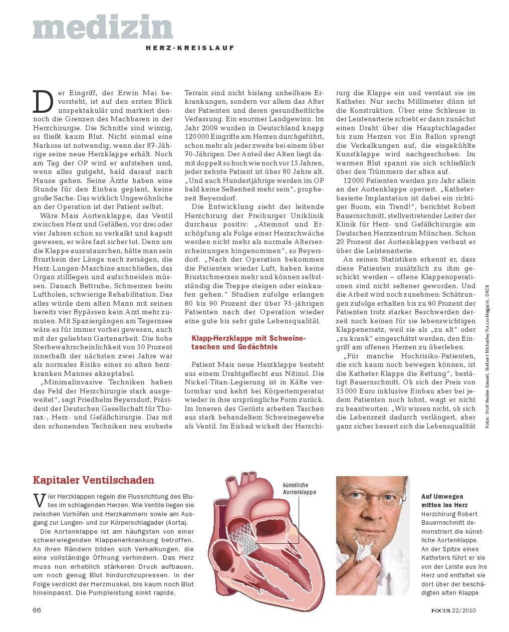 Немецкий журнал Herz