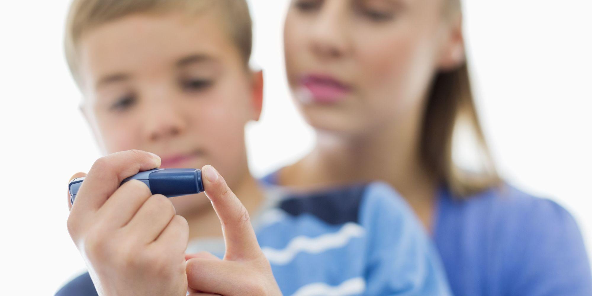 дети с сахарным диабетом
